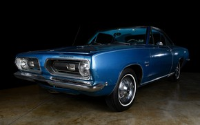 Picture Classic, Coupe, Plymouth, Plymouth Barracuda