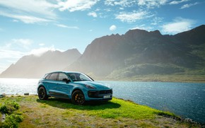 Picture Car, Crossover, Porsche Macan GTS
