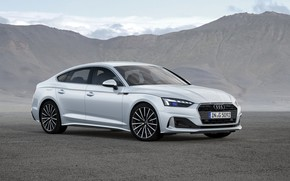 Picture Audi, Worldwide, 2019-20, g-tron, A5 Sportback 40