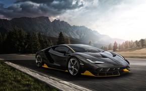 Picture Lamborghini, supercar, Centennial