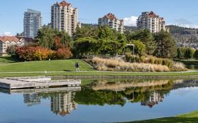 Picture the city, photo, Canada, Canada, Kelowna