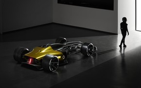 Picture Renault, 2017, Renault RS 2027 Vision