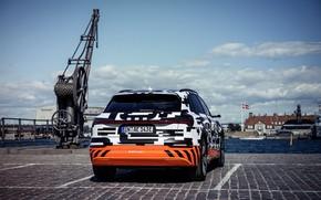 Picture Audi, promenade, 2018, feed, E-Tron Prototype
