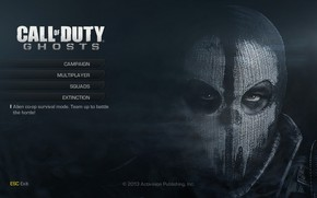 Picture Ghost, logan, call of duty ghost