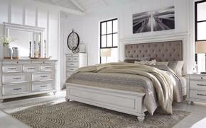 Picture room, interior, bedroom, restoration