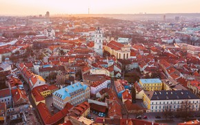 Picture the city, Lithuania, Vilnius