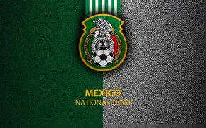 Picture wallpaper, sport, logo, Mexico, football, National team