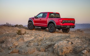 Picture Ford, Stones, Raptor, F-150, 2019, Ford F-150 Raptor