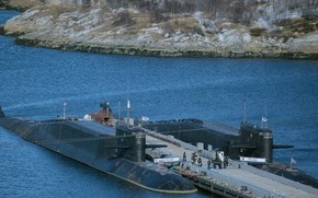 Picture Karelia, submarines, Tula