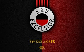 Picture wallpaper, sport, logo, football, Eredivisie, SBV Excelsior