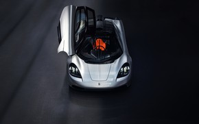 Picture coupe, body, V12, GMA, T.50, Gordon Murray Automotive, Type 50