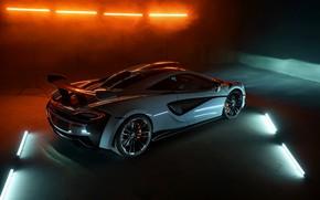 Picture McLaren, wing, Novitec, 2020, 620R