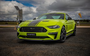 Picture Mustang, Ford, AU-Spec, R-Spec, 2019, Australia version