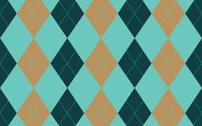 Picture background, colors, texture, diamonds, Background, diamonds, Pattern, Argyle