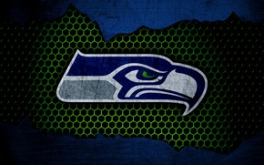 Picture wallpaper, sport, logo, NFL, american football, Seattle Seahawks