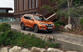 Picture Nissan, crossover, X-Trail