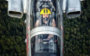 Picture Look, Lantern, Helmet, Pilot, Cockpit, Polish air force, Training aircraft, PZL TS-11 Iskra, HESJA Air-Art …
