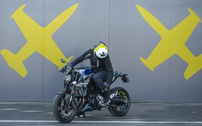 Picture bmw, force, motorcycle BMW Motorrad, f900