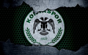 Picture wallpaper, sport, logo, football, Konyaspor