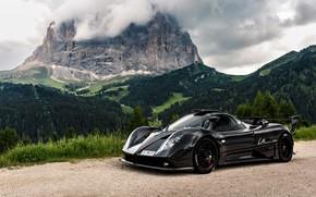 Picture supercar, Pagani, Zonda, 750 LM