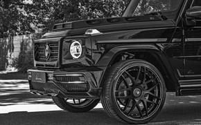 Picture Mercedes-Benz, SUV, the front part, G-Class, Lumma Design, 2019, CLR G770