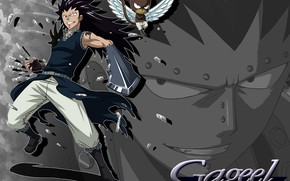 Picture anime, art, guy, fairy tail, Fairy Tail