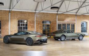 Picture Aston Martin, DBS, Superleggera, 2019, OHMSS, OHMSS Edition
