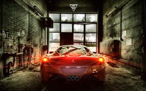 Picture Auto, Machine, Ferrari, 458, Supercar, Ferrari 458, Transport & Vehicles, Ferrari 458 in Prison, by …