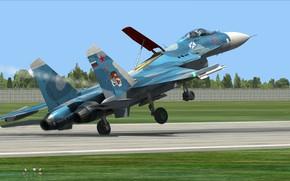Picture Fighter, Su-33, Sukhoi