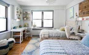 Picture room, interior, bedroom, kids room
