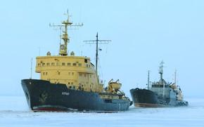 Picture Buran, posting, icebreaker