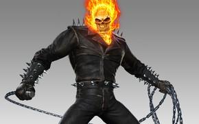 Picture Ghost Rider, Ghost rider, Marvel vs. Capcom: Infinite