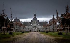 Picture Chateau, Home, Wimereux, Landscape, Saint Georges
