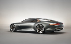 Picture Concept, Bentley, 2019, EXP 100 GT