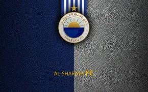 Picture wallpaper, sport, logo, football, Al-Sharjah