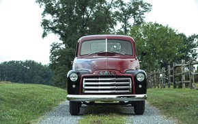 Picture 150, front view, pickup, GMC, 1949, Pickup Truck, GMC 150