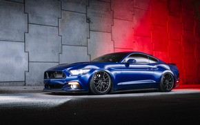 Picture Ford, tuning, 2018, Mustang GT
