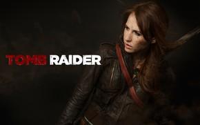 Wallpaper Tomb Raider, Lara Coft, Cosplay, A Survivor Is Born