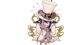 Picture hat, the demon, Blue exorcist, Ao No Exorcist