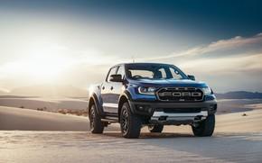 Picture Ford, Raptor, pickup, Ranger, 2019