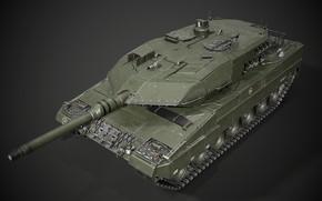 Picture Germany, Main battle tank, Leopard-2A5