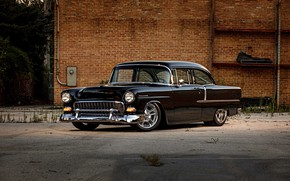 Picture Coupe, Chevy, Vehicle, Chevrolet 210