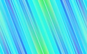 Picture line, blue, color