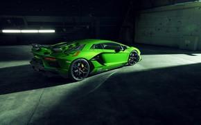 Picture Lamborghini, supercar, Aventador, Novitec, SVJ, 2019, Aventador SVJ