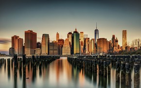 Picture the city, United States, Manhattan