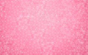 Picture abstraction, background, pink, pattern, geometry, triangle