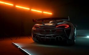 Picture McLaren, back, Novitec, 2020, 620R