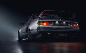 Picture Machine, Grey, Car, Render, Rendering, Widebody, Grey, 635csi, Transport & Vehicles, BMW E24, by Dmitry …