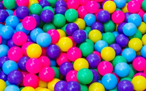 Picture balls, background, balls, bright, colored, colors, colorful, rainbow, balls, background