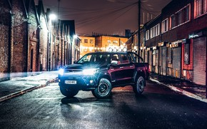 Picture Toyota, Hilux, Double Cab, Arctic Truck, Invincible 50